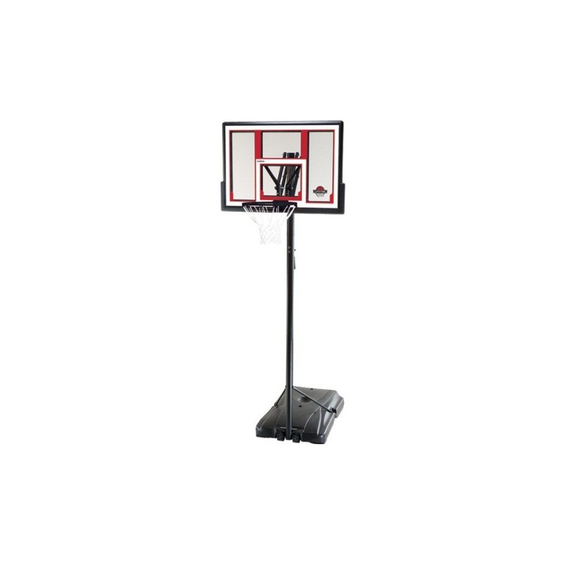 Lifetime 48 in. Courtside Portable Basketball Hoop 1534