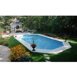 "Endurapool 20'7"" x 36'7"" In-Ground Pool - Auburn Lake (Model NB5597)"