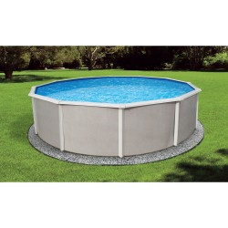 Belize 12x48 Steel Pool - Round NB2501