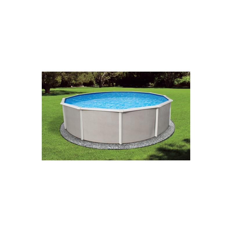 Belize 12x24x52 Steel Pools - Oval NB2532