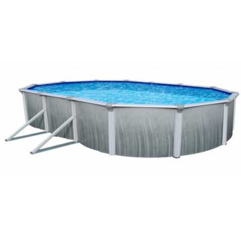 Blue Wave Martinique 12x24x52 Steel Pool Kit - Oval NB2622