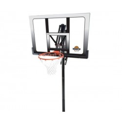 Lifetime 52 in. In-Ground Shatter Proof Basketball System w/ Slam-It Rim (71281)
