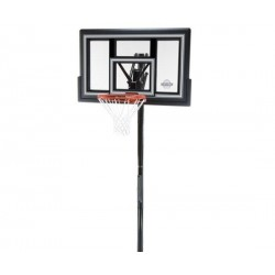 Lifetime 50 in. In-Ground Basketball Hoop - Shatter Proof & Action Grip (1084)
