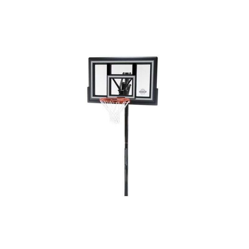 Lifetime In-ground Basketball Hoop - 5 in. Shatter Proof Fusion Action Grip System 1084