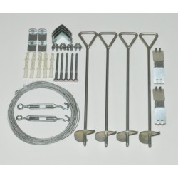 Palram Cable Anchor Kit (HG1029)