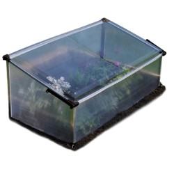 Palram Cold Frame Single Kit - Mini Garden Greenhouse (HG3301)