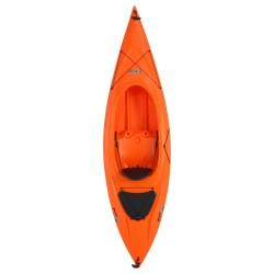 Lifetime Payette 9 ft. 8 in. Sit-Inside Kayak (Orange) 90234