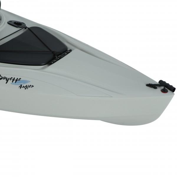 Lifetime payette 116 angler kayak sandstone 90235 for Lifetime fishing kayak