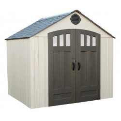 Lifetime 8X6.5 Ft Outdoor Storage Shed (60179)