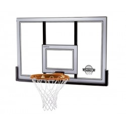 Lifetime 5 in. Shatter Proof Steel-Framed Basketball Backboard with Slam-It Pro Rim 79910
