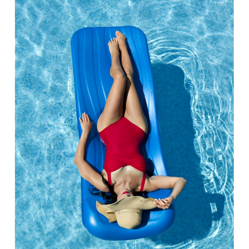 Blue Wave Cool Pool Float - Blue (NT104B)