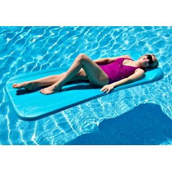 Blue Wave Cool Pool Float - Aqua (NT104A)