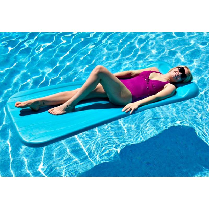 Blue Wave Cool Pool Float - Aqua (NT104A)