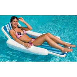 Blue Wave Sunchaser Sling Floating Lounger (NT149)