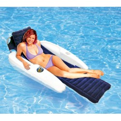 Blue Wave Aqua Chaise™ Padded Pool Lounger (NT1503)