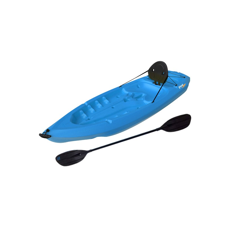 Lifetime 8 ft Sit-On-Top Lotus Kayak - Blue (90112)