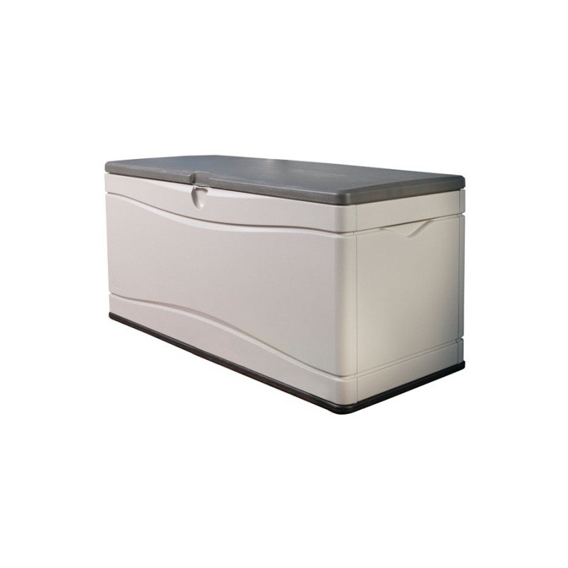 Lifetime 130 gallon Deck Box - Outdoor Storage Box 60012