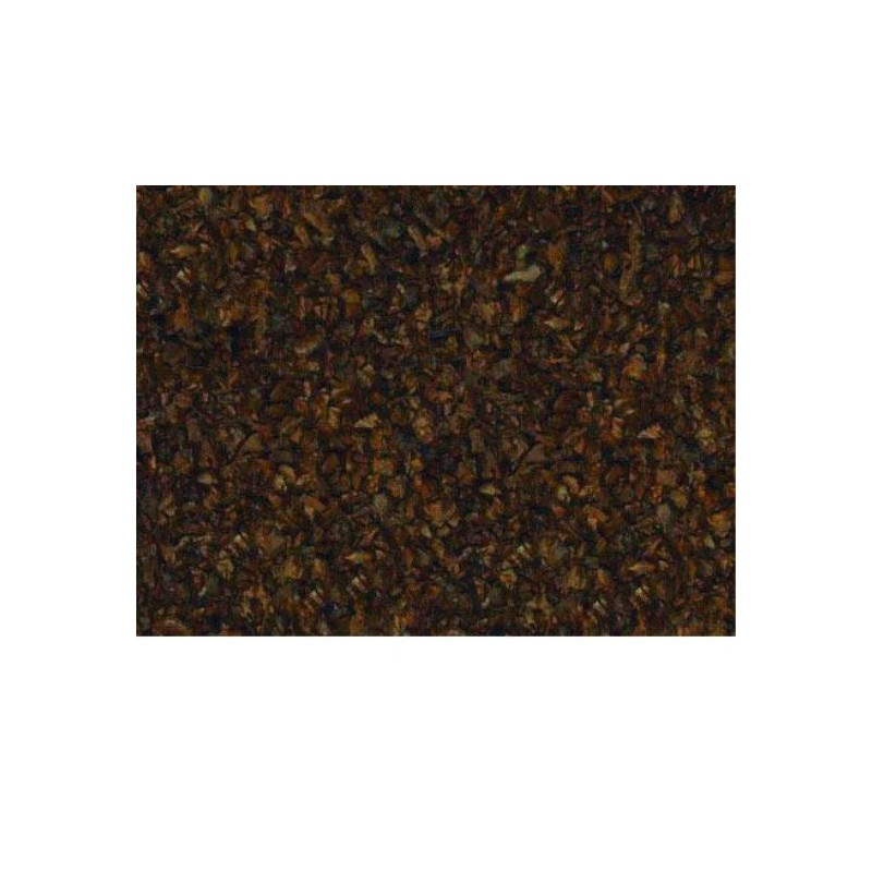Rubber Mulch Dark Brown (1 ton)