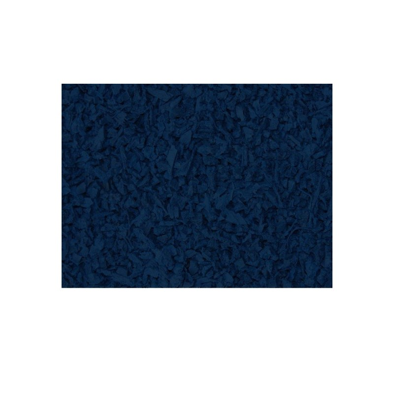 Rubber Mulch Ocean Blue (1 ton)
