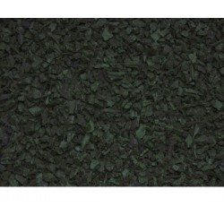 Rubber Mulch Dark Green (1 ton)