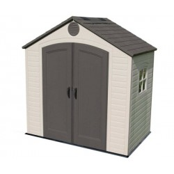 Lifetime 8 x 5 ft Outdoor Storage Shed with Window 6406