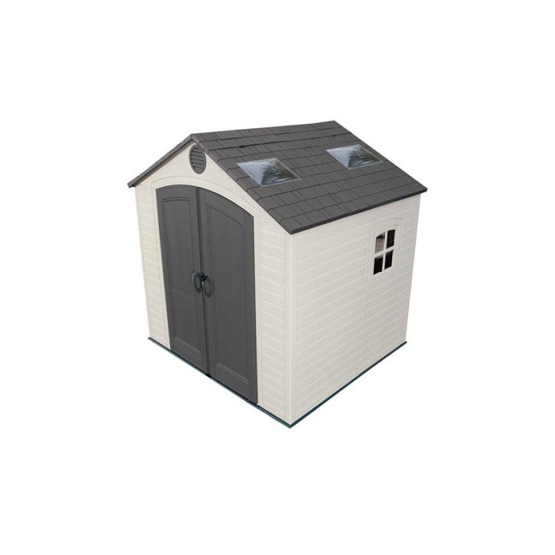 Lifetime 8 x 7.5 ft Outdoor Storage Shed 60015