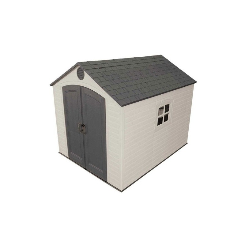 Lifetime 8 x 10 ft Outdoor Storage Shed 60018
