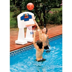 Blue Wave Pool Jam In-Ground Basketball (NT203)