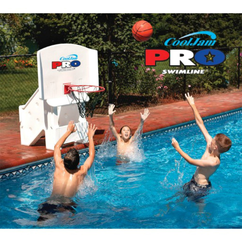 Blue Wave Pool Jam Pro Basketball (NT204)