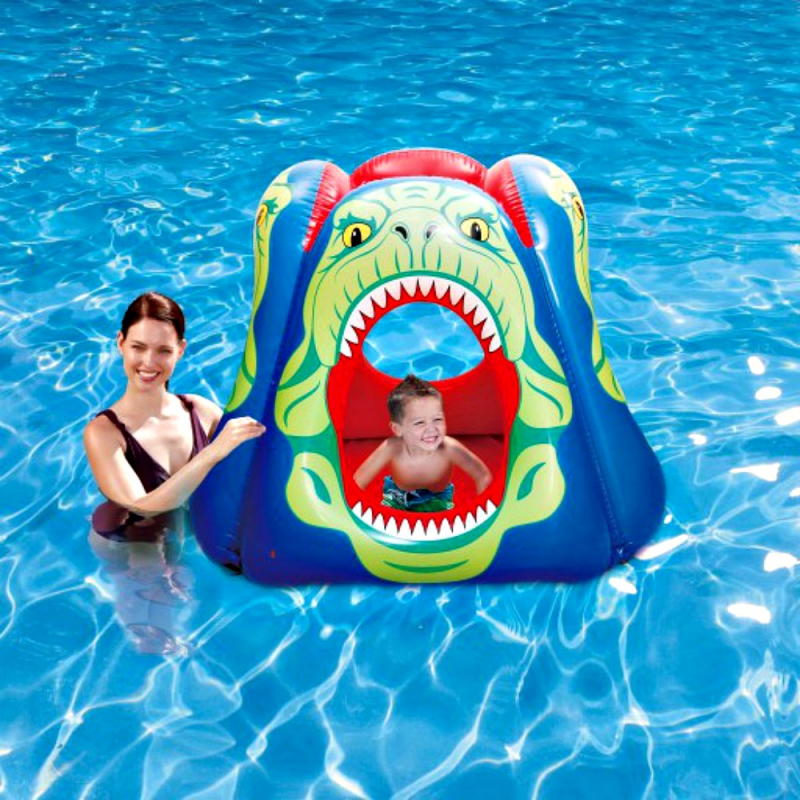 Blue Wave Piranha 63-in Floating Pool Habitat (NT1761)