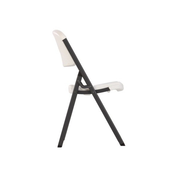 Fine Lifetime Classic Commercial Folding Chair 4 Pack White 42804 Pdpeps Interior Chair Design Pdpepsorg