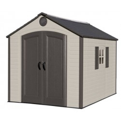Lifetime 8 x 10 ft Outdoor Storage Shed 60056