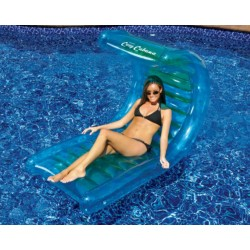 Blue Wave Cozy Cabana 56 In. Inflatable Pool Lounger (NT1344)
