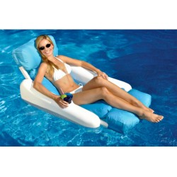 Blue Wave Sunchaser Sunsoft Luxury Lounger (NT142)