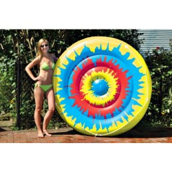 Blue Wave Tie-Dye Island Lounger (NT1571)