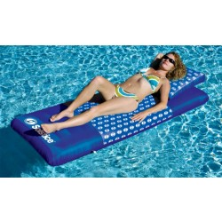 Blue Wave Designer Mattress Floating Lounger (NT1354)