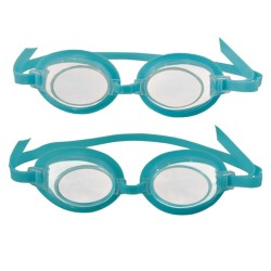 Blue Wave 3D Action Kids Swim Goggles - 2 Pack (NT2122)