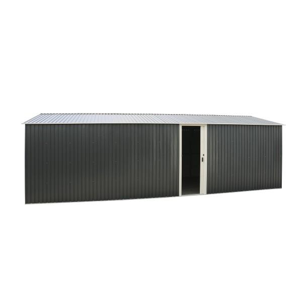 DuraMax 12x26 Imperial Steel Storage Garage Kit