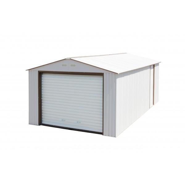 DuraMax 12x32 Imperial Steel Storage Garage Kit