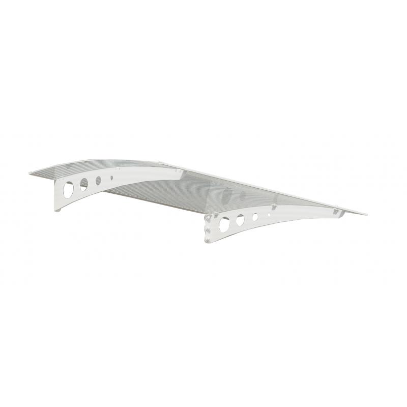 Palram Lyra 1350 Awning - White/Clear (HG9550)