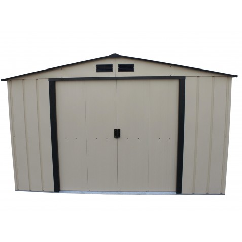 DuraMax 10x10 Eco Metal Storage Shed Kit (61235)