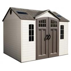 Lifetime 10x8 Side Entry Storage Shed w/ Floor (60095)
