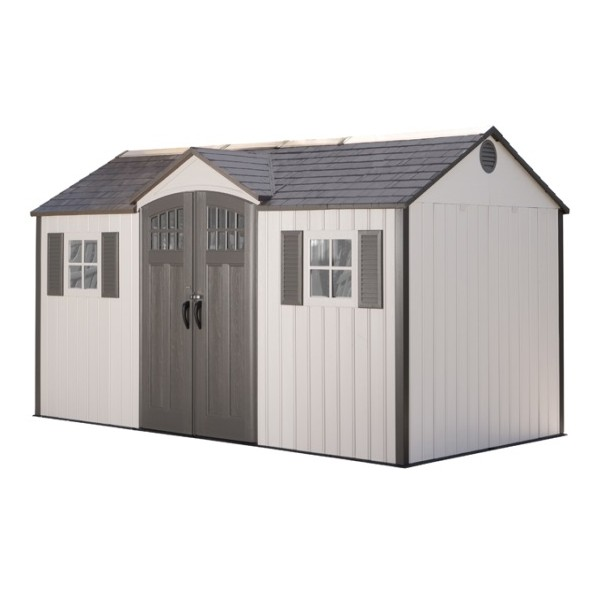 Lifetime 15x8 New Style Storage Shed Kit W Floor 60138