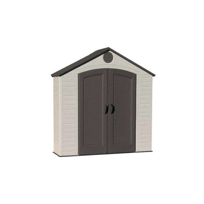 Lifetime 8 x 12.5 ft Outdoor Storage Shed 6413