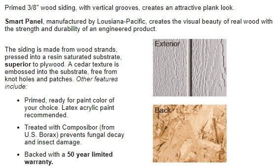 Best Barns Richmond 16x32 Wood Storage Shed Kit (richmond1632) Siding Material