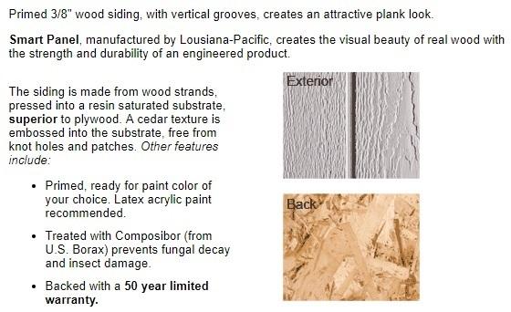 Best Barns Sierra 12x24 Wood Storage Garage Shed Kit - ALL Pre-Cut (sierra_1224) Siding Material