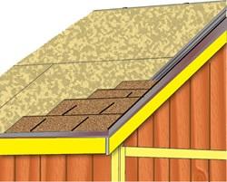 Best Barns Tahoe 12x20 Wood Storage Garage Kit (tahoe_1220) DIY Assembly Step Three