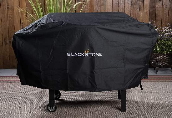 Blackstone Medium Soft Griddle Cover (5091) Provides heavy-duty protection and shields your Griddle against harsh elements