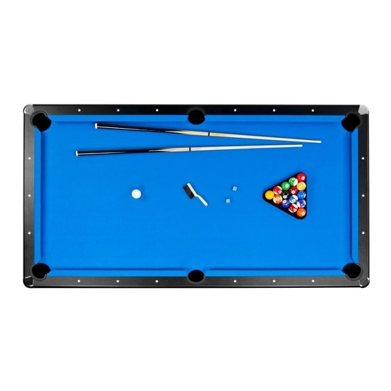 Blue Wave Hustler 8 Ft. Pool Table (NG2520PB) - Offers style, quality and durability.