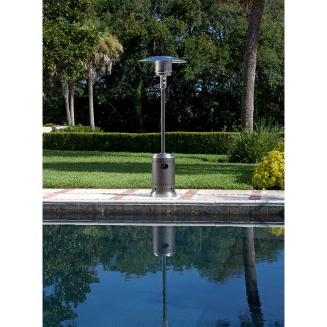 Fire Sense Heater 61185 - Perfect for sitting poolside at night!